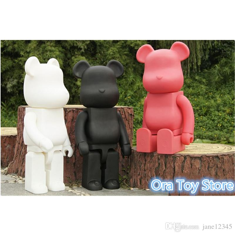 3810439d 2019 21inch 53cm 1000% Bearbrick Be@Rbrick DIY Fashion Toy Vinyl Action  Figure Collectible Model Toy Decoration From Jane12345, $96.49 | DHgate.Com