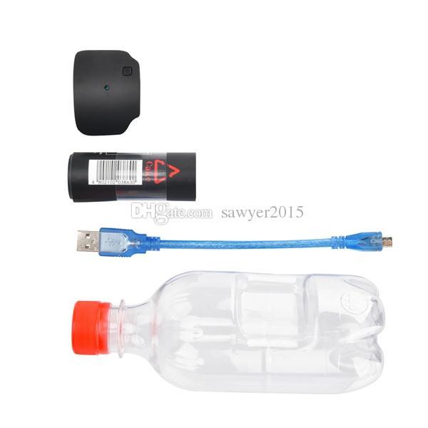 Wasserflasche Pinhole Kamera K5 HD 1080P Portable Kunststoff Trinkflasche Lochkamera Unterstützung Motion Detection Home Security DVR