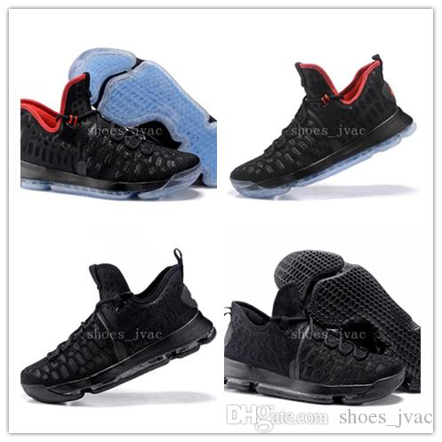 82a68d361f8 germany cheap kd 9 ix lmtd gold medal 9s black space mens sports basketball  shoes rio