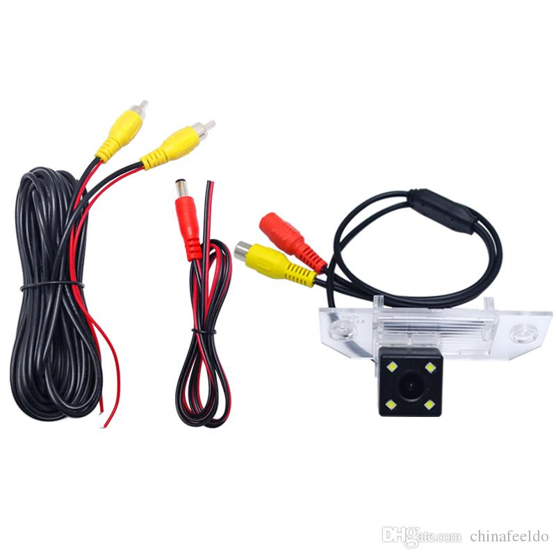 wholesale Special Car Rearview Camera With LED Light for FORD FOCUS SEDAN/Hatchback/C-MAX Backup Camera #4030