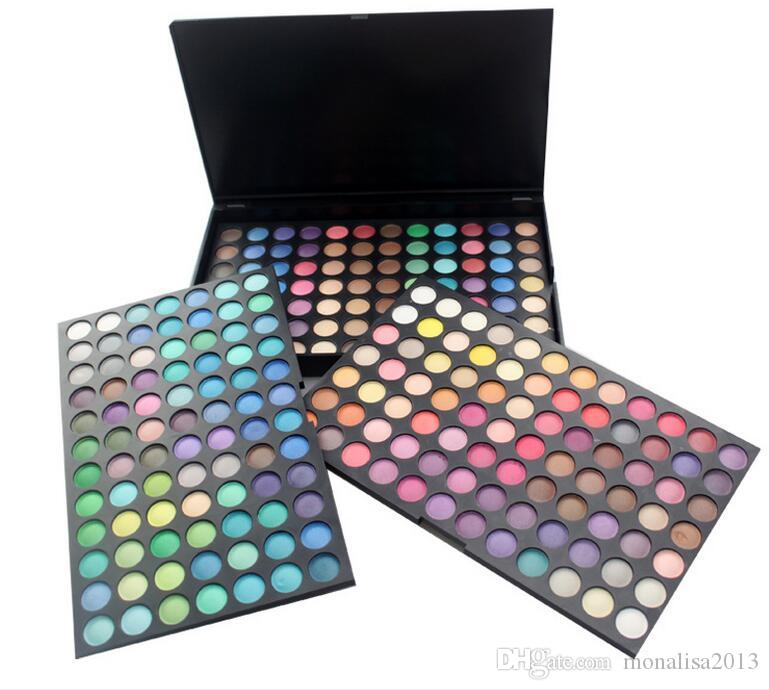Palette di Pro Eyeshadow Eye Shadow Trucco Make Up Palette Kit Cosmetics 3 layer 2016