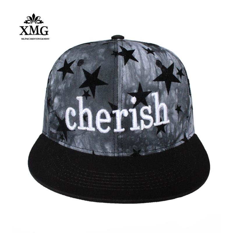 8bb8486c6ab74 2019 Wholesale 2017 New Printed Five Pointed Letters Hats Fashionable Men S  Casual Caps Ladies  Outdoor Cap Embroidered Characters Tipping Hat From  Dinaha