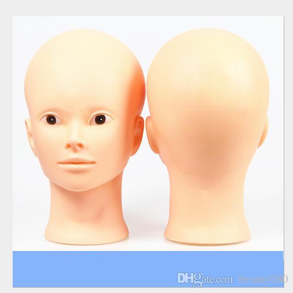¡La cabeza del maniquí T-23, pelucas exhibe el maniquí principal, maniquí de la cabeza de la exhibición del casquillo / del sombrero para el envío libre!