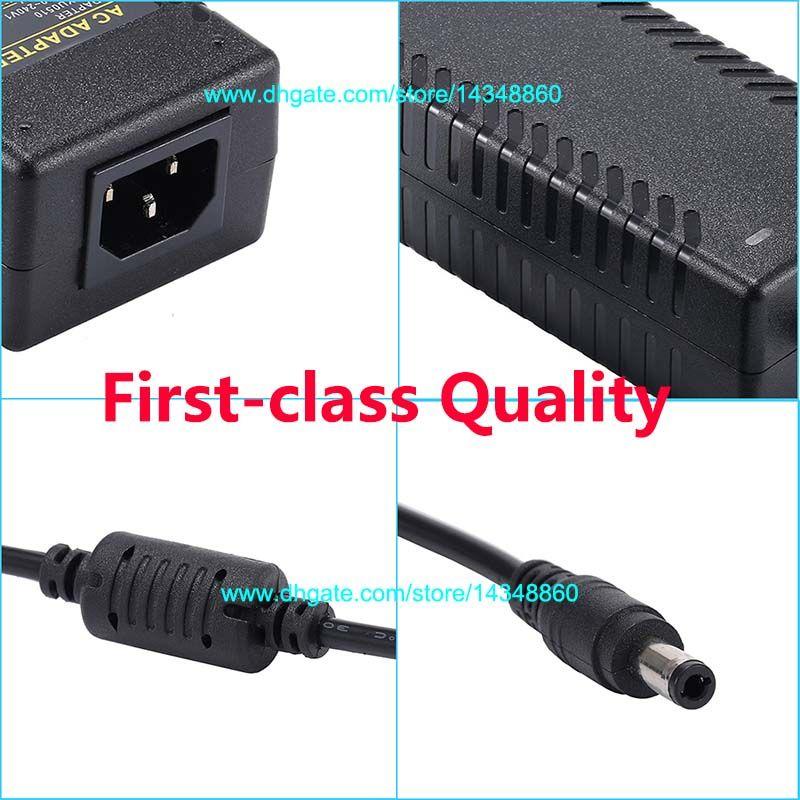 AC DC питания 36 в 3A адаптер 108 Вт зарядное устройство LED трансформатор 1A для светодиодные полосы света CCTV камеры Бесплатная доставка