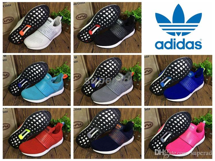 New Adidas Wood Wood Ultra Boost Black White Pink Red Men Women Running  Shoes Fashion Design Ultra Boosts Casual Shoes 36-45 Adidas Ultra Boost  Running ...