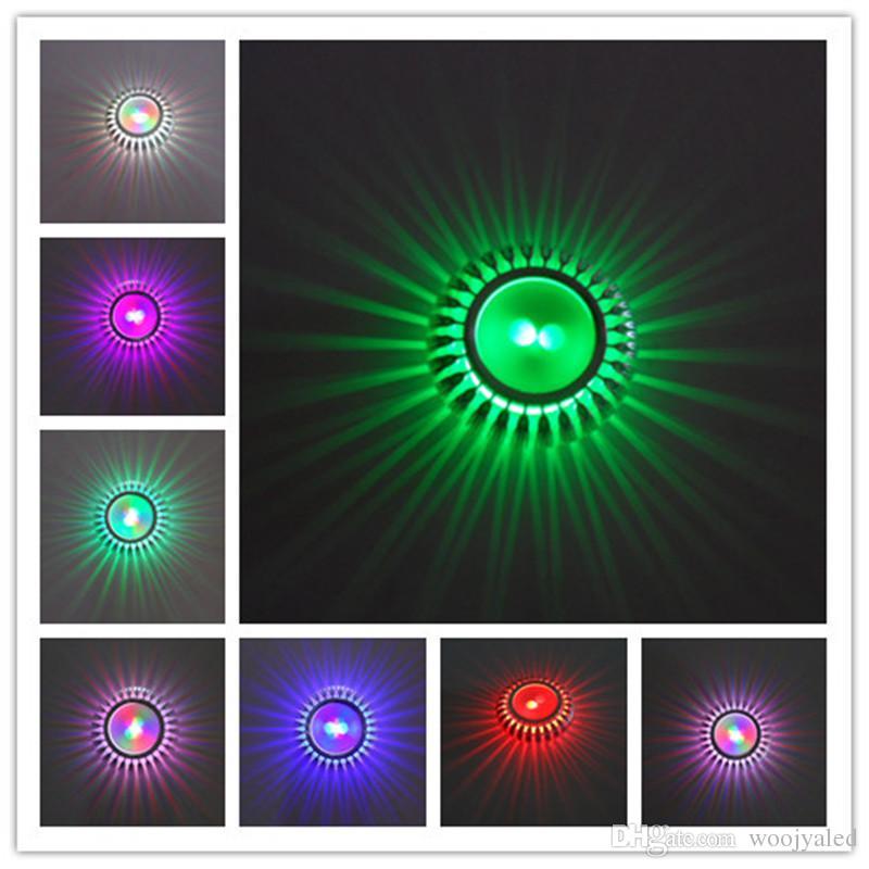 Novelty Ceiling Lighting 90-260V 3W aluminum Lantern LED Ceiling Lamp ktv bar decoration Corridor Lights Hallway Lamp