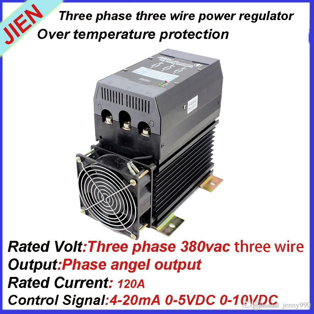 2019 Adjustable Auto Protective 250a 380vac 3 Phase Wire Scr Power Ampere Regulator Hnscr 120la Zq From Jenny990 14272