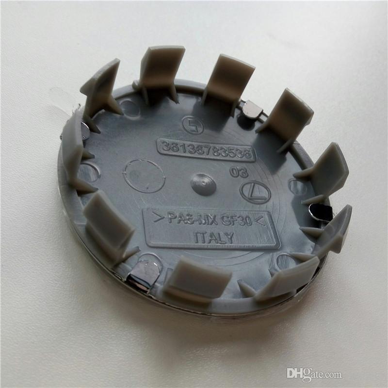 Araba Oto Tekerlek Hub Merkezi Kapak Caps Jant Logo Amblem ABS alaşım Rozet 68mm 10 pin Için 1 3 5 7 Z3 M3 M5 X1 X3 X5 X7 Serisi