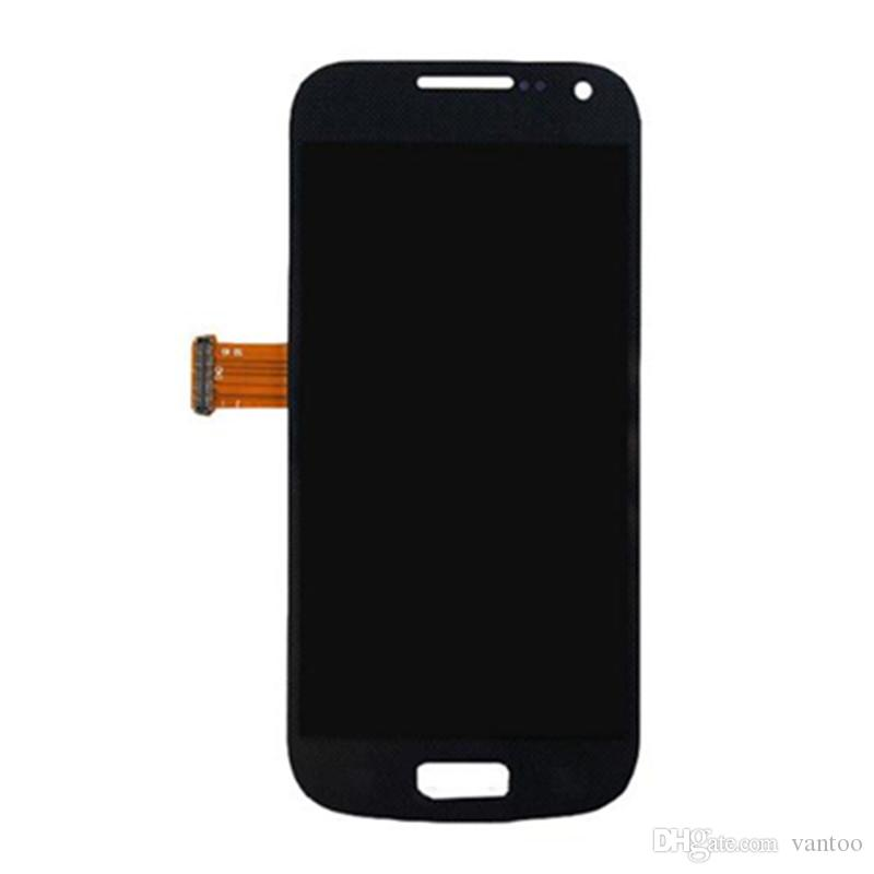 New Original Quality For Samsung Galaxy S4 i9500 i9505 LCD Display With Touch Screen Digitizer Assembly Super AMOLED Replacement