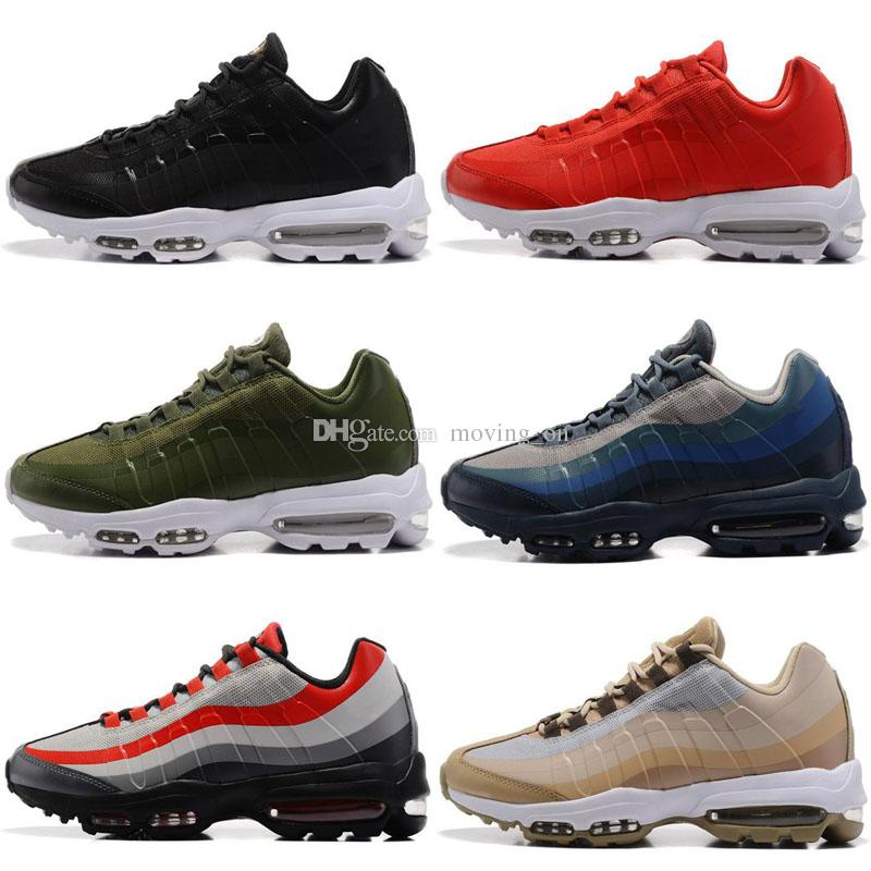 Newest Air Cushion 95 OG Running Shoes Men&Women 95 Sneakers Boots Authentic 95s New Walking Discount Sports Shoes Size 36-46 outlet 100% authentic pay with paypal clearance low cost TLKRPa2