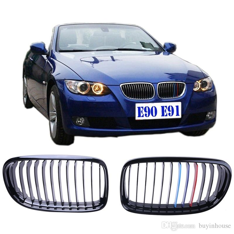Front Central Grill Grille For Bmw E Sedan E Touring I - Bmw 325i 2011