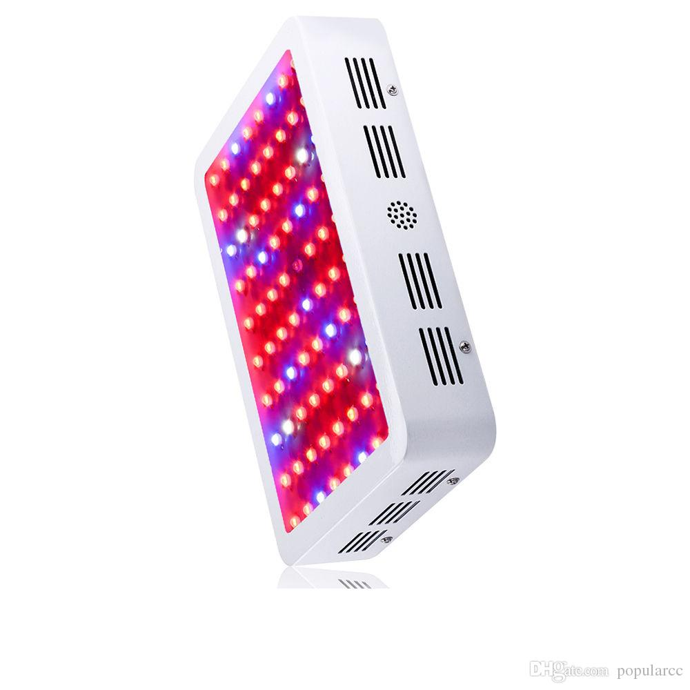 Double Chips 800W LED Grow Light Full Spectrum Grow Panel Lamp ...