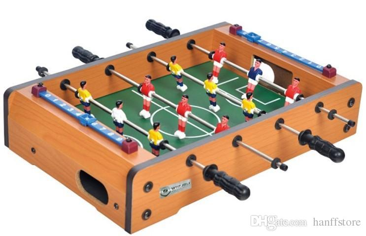 Online Cheap 4 Pole Foosball Table Mini Soccer Table Of Indoor Sports  Foosball Soccer Table Football Game Children Child Kids Sports Game Children  Gift By ...
