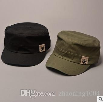 d10cd4ab Plain Cotton Military Star Hats With China Map Print Inside For Adults Mens  Womens Summer Sun Caps Black Army Green Navy Beige Brown Color Baseball Hats  ...