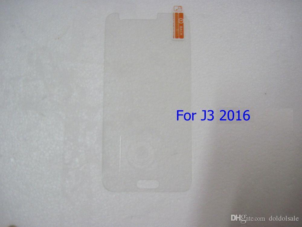 Pellicola protettiva in vetro temperato Samsung Galaxy J1 J3 J5 J7 2016 J1 Mini A9 J2 S7 bordo S6 edge più Screen Protector