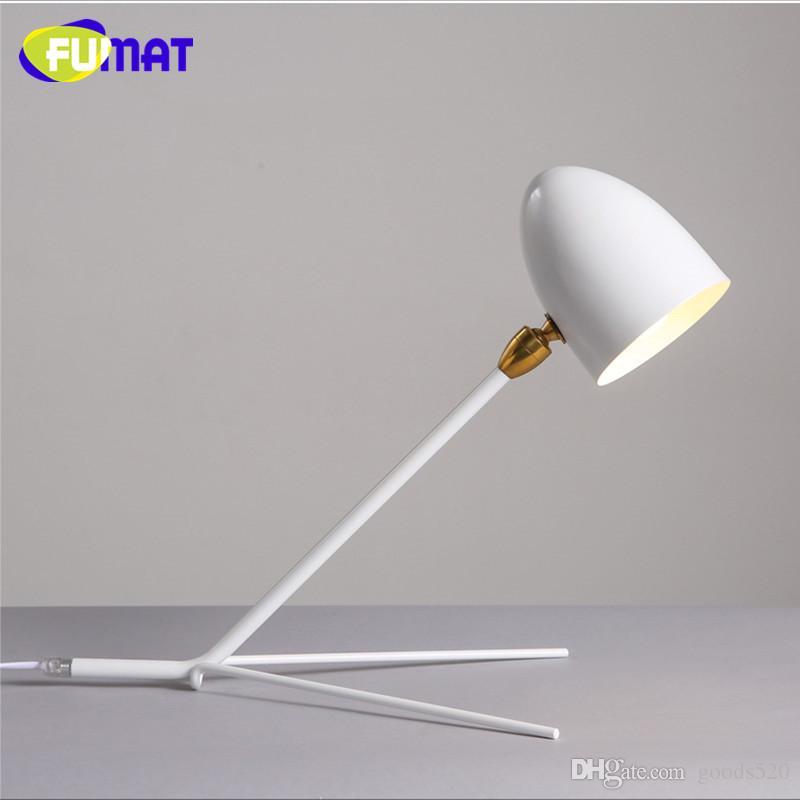 Best Fumat Modern Minimalist Table Lamp European Metal Ant Desk For Study Bedroom Bedside Office Light Under 124 63 Dhgate Com