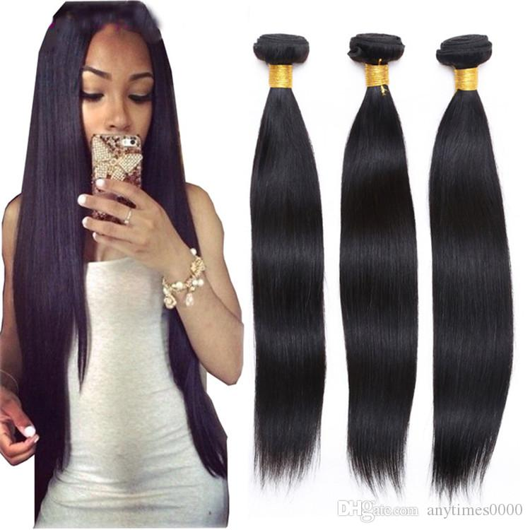 Cheap human hair weave straight 100 unprocessed human hair cheap human hair weave straight 100 unprocessed human hair extensions no shedding no tangle 100 natural human hair wholesale hair weave cheap hair weaves pmusecretfo Image collections