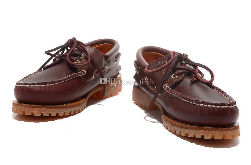 Original Brand New Timberland Three Eye Classic Shoes