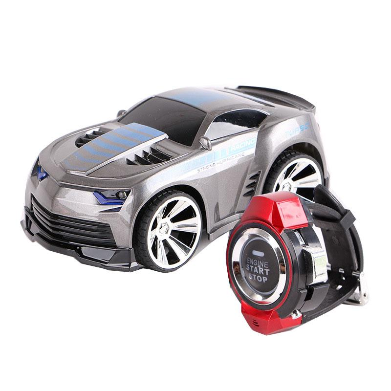 Smart Watch Rc Car Voice Control Vehicles Racing Car Toy Watch