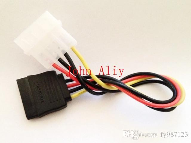 Cavo adattatore convertitore di alimentazione SATA femmina Serial ATA SATA a 15 pin femmina