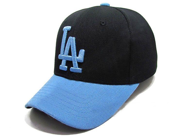 blue la baseball hat caps dodgers outdoors light cap navy