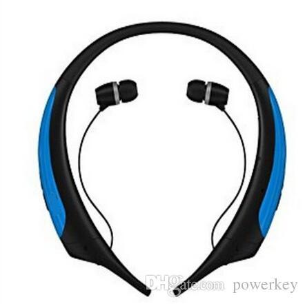HBS 850 Sans Fil Bluetooth Casque HBS850 Stéréo Sport Écouteur Avec MIC Forte Basse Claire Voix Pour Iphone 7 Samsung S7 Bord