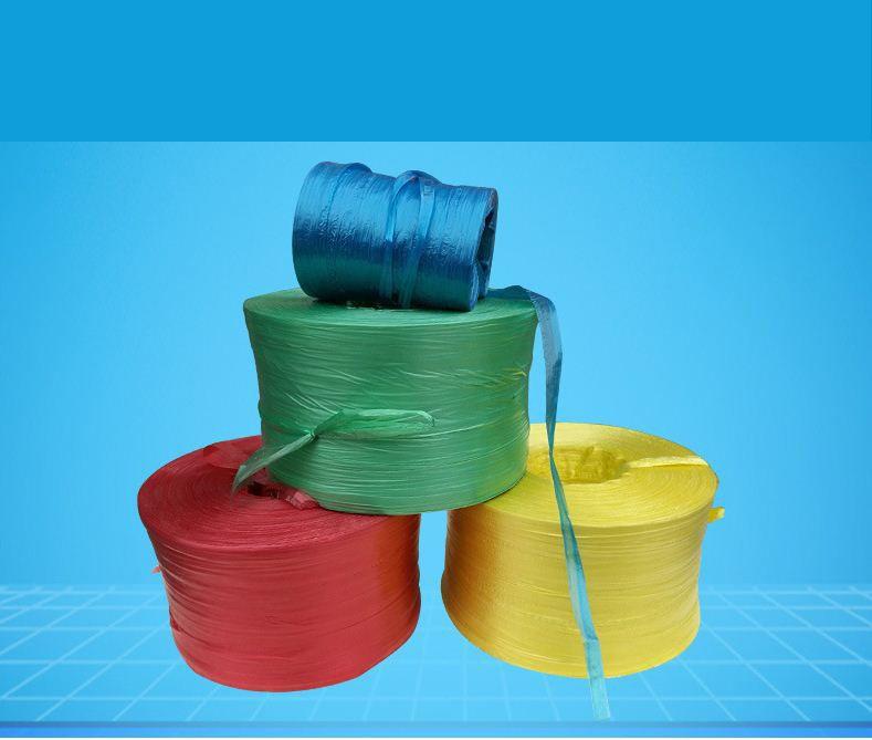 Großhandel Farbe Kunststoff Seil Hersteller Direktverkauf Pp Träne ...