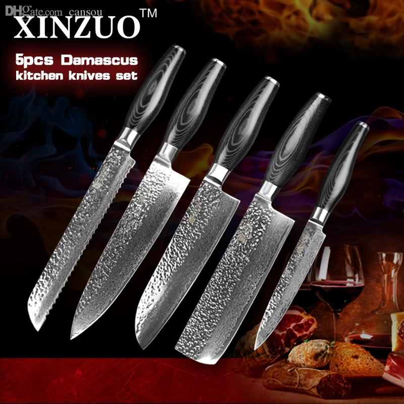 discount kitchen knives kitchen knives set japanese vg10 11474