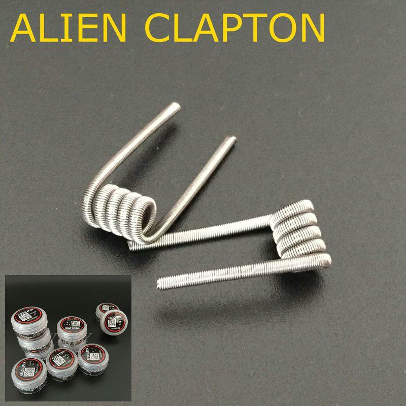 Großhandel Alien Clapton Spulen Vorgefertigte Spule Vtsky A1 Draht ...