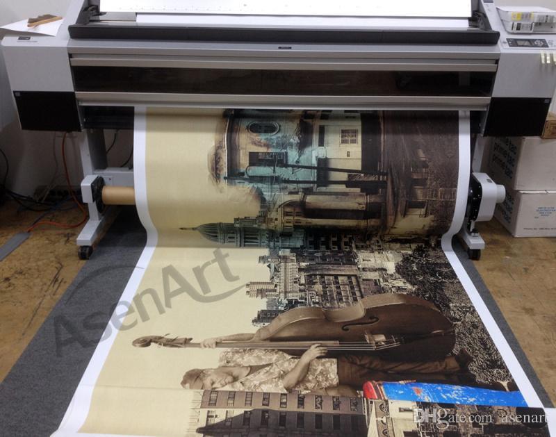 현대 HD 인쇄 아트 캔버스 페인팅 홈 인테리어 거실 야 파리 에펠 탑 도시 풍경 사진 인쇄 그림 프레임 된 Dropshipping
