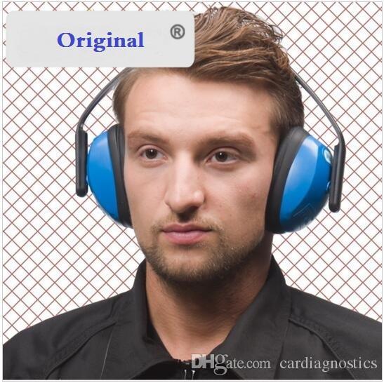 Kardiagnostics Marka Yeni Anti-gürültü Taktik Işitme Koruma Kulaklık Kulak Koruyucusu Muff, Azaltmak Uyku Gürültü Earmuffs, Deltaplus 103010