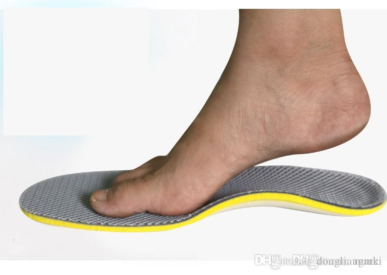 b46c222a98 Compre Pés Cuidados 1 Par 3D Premium Mulheres Homens Sapatos Confortáveis  palmilhas Ortopédicas Insere Arco De Alta Apoio Pad H004 De Dongliangmei,  ...
