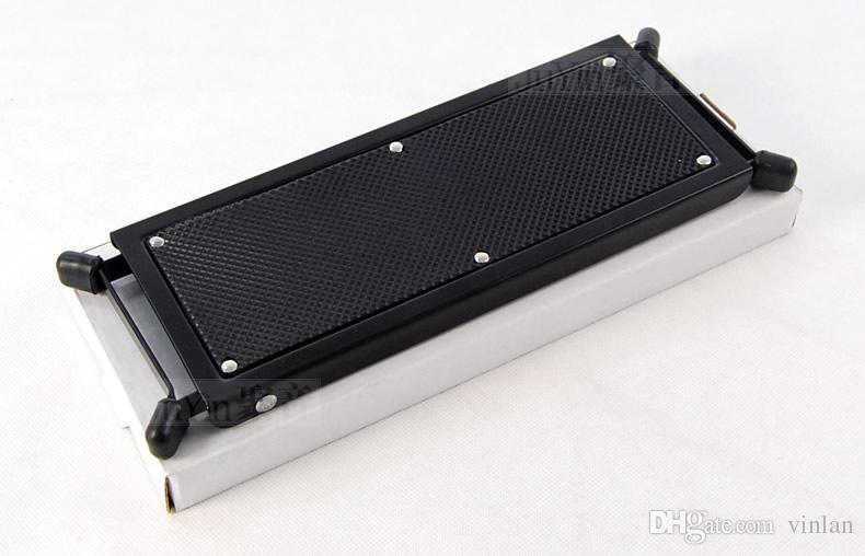 Gitarrenpedal justierbar E-Gitarre höhenverstellbare rutschfeste Gitarren-Teile Musikinstrumentzubehör