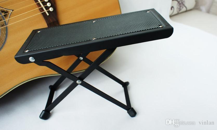 블랙 우쿨렐레 전기 어쿠스틱 기타 발 액세서리 기타 페달 기타 부품 악기