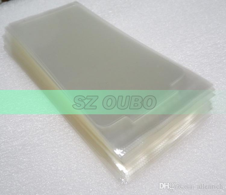 For iphone 6 plus Clear Protective Film Front LCD Screen Protector For Apple iPhone 6 plus Refurbishment