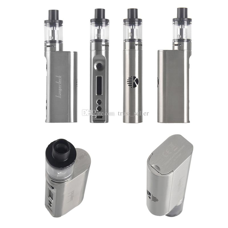Genuine Kangertech Subox Mini-C Starter Kit 50W Subox Mini C 18650 Box Mod 3ml Top Filling Leak Free Tank