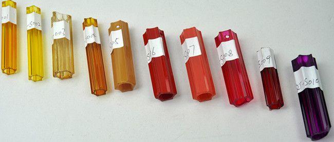 100% soufflé bouche borosilicate Excellente Led colorisée Blown Dale Chihuly style en verre de Murano Lustre Lumière