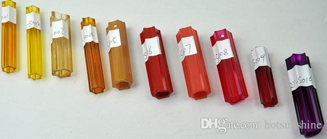 Elegante Mini Kette Kronleuchter freies Verschiffen 1 MOQ Farbe Größe Customized Blown Glas Hause Lampe Traditionelle