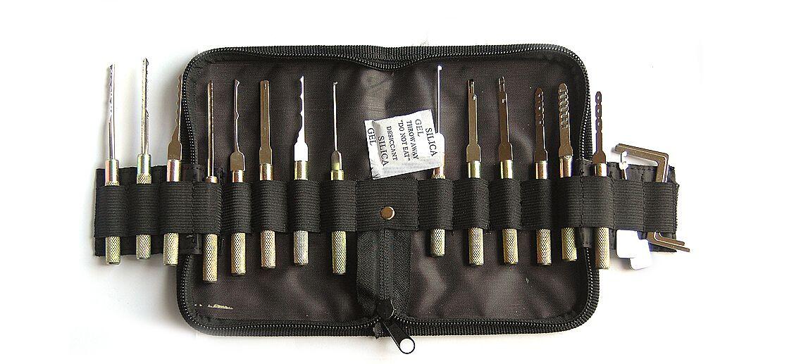 Kostenloser Versand Auto-Tool Dimple-Pick-Set für Computer-Picks Tools Auto-Schlosser-Tools Dimple Hand Pick Set für Computer-Schlösser