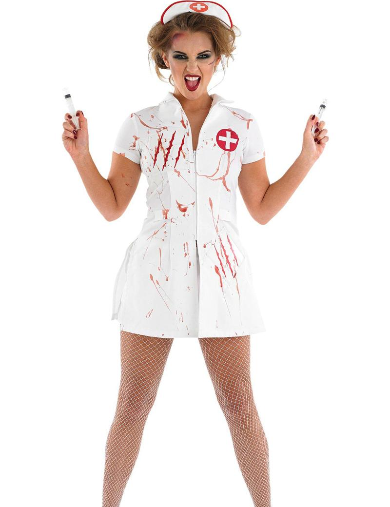scary nurse halloween costume adult sexy doctor cosplay women halloween costumes female anime outfits anime cheap from dagu001 3051 dhgatecom