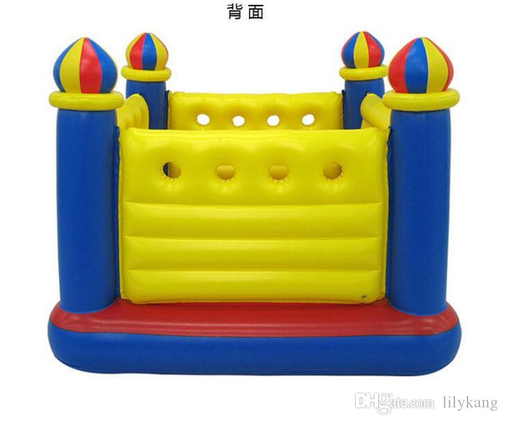 PVC Tarpaulin Material and Castle Type commercial inflatable bouncer castle inflatable jumping castle for kids amusement outdoor toy