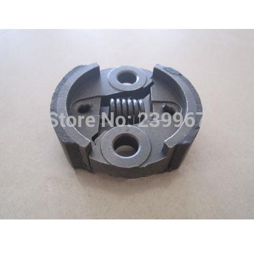 2X Clutch assembly 2 shoes + springs for Chinese KASEI KS360 KS375 EBD600 22.5CC hedge trimmer cheap 0.65KW 1.1 KW strimmer