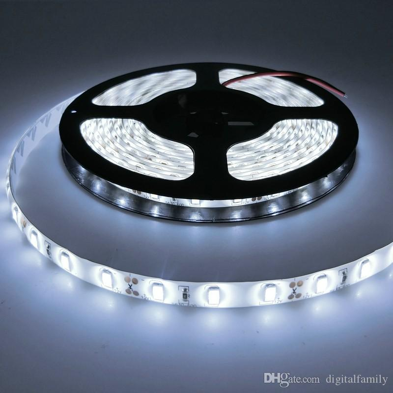 100M 20 rouleaux haute puissance 100W Bright 5M 300 Led 5630 SMD Blanc froid, blanc chaud, flexible, lumière de bande à LED