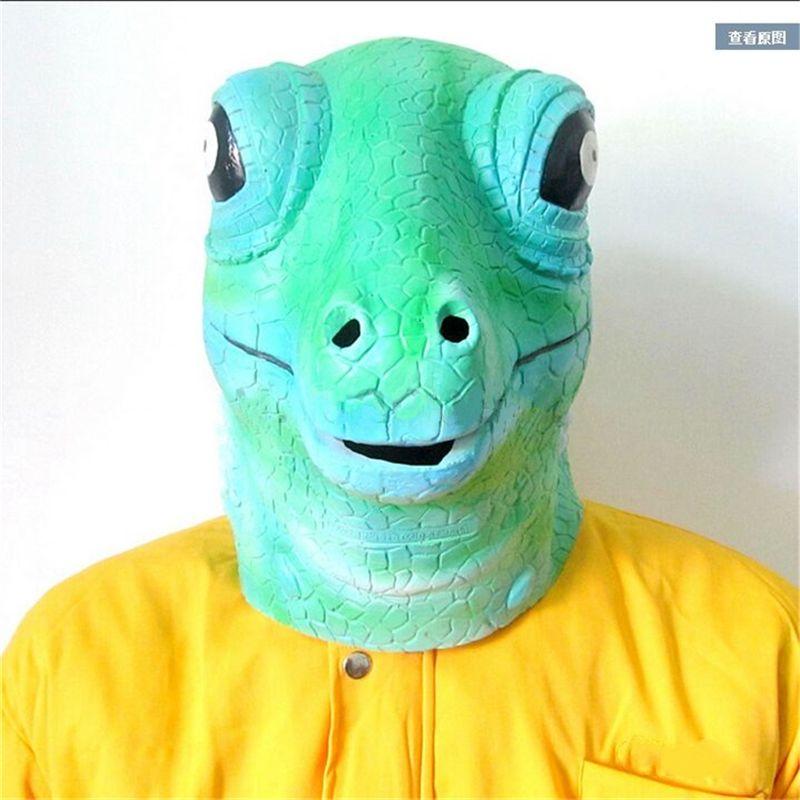 Halloween Mask Masquerade For Adult Fashion Latex Full Head ...