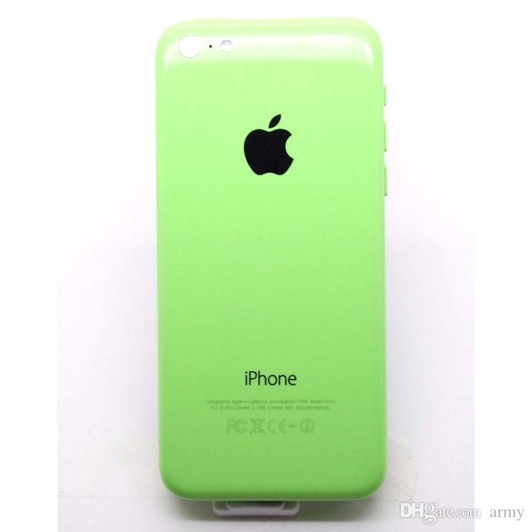 100% Refurbished Apple iPhone 5C Cell Phone IOS8 4.0 inch IPS 8GB/16GB/32GB Unlocked