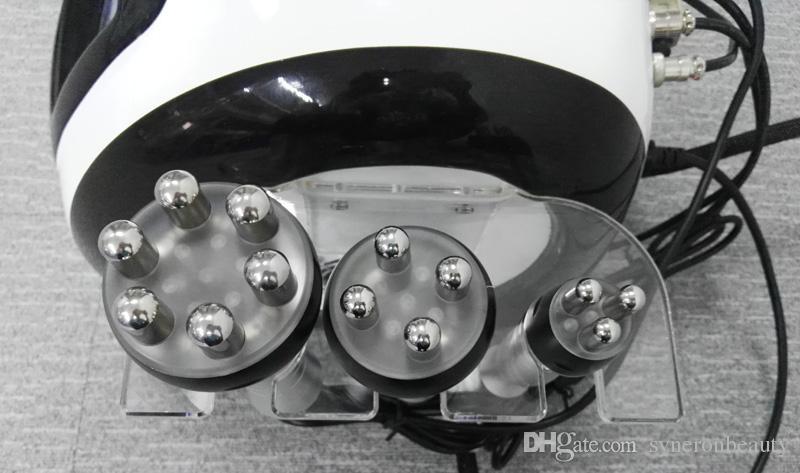 Vacuum RF roller cellulite reduction slimming machine