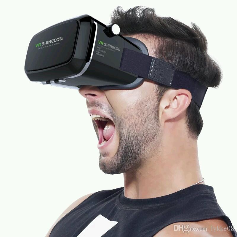 2019 360 degree vr camera 3d glasses virtual reality mobile phone vr box headset for android. Black Bedroom Furniture Sets. Home Design Ideas