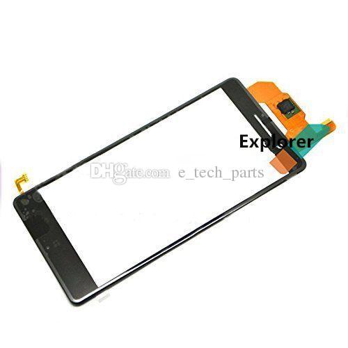 Nokia Lumia N830 830 LCD Ekran için OME Dokunmatik Ekran Sayısallaştırıcı montaj Cam Lens Testi 1 Adet Ücretsiz Kargo Geçti +
