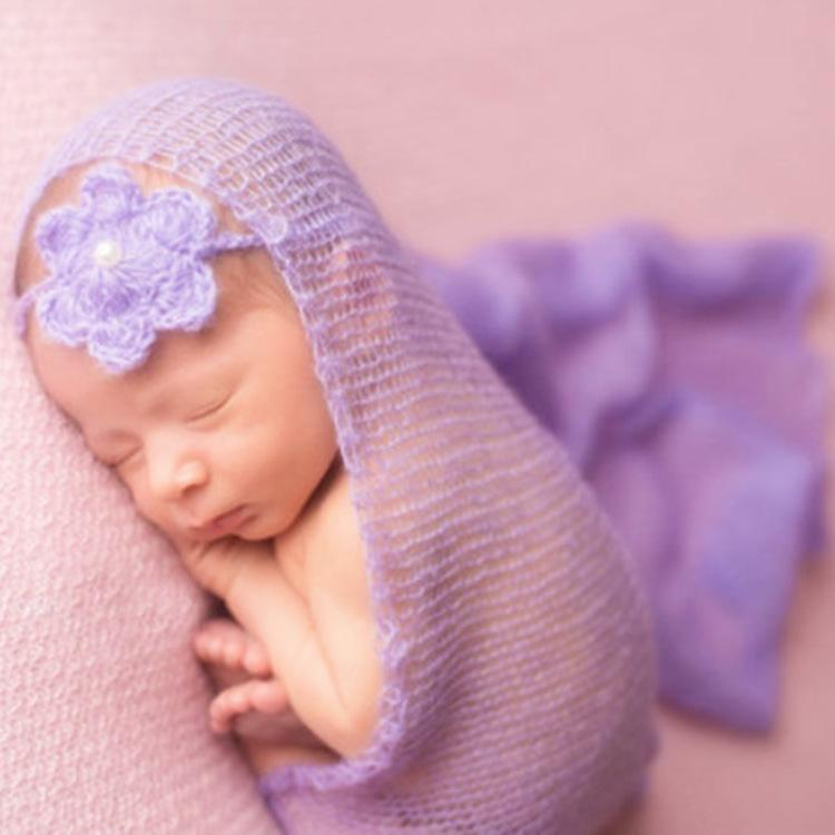 European And American Photography Newborn Baby Wraps Babies Boy Girl
