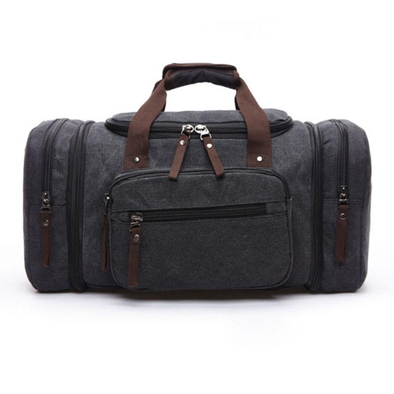 Bolsa Vintage 2016 Hommes Capacité Sac Voyage Toile Bagages Portable De Gros À Livraison Main Pour Daily Gratuite P422 Grande ExoBQrdCeW